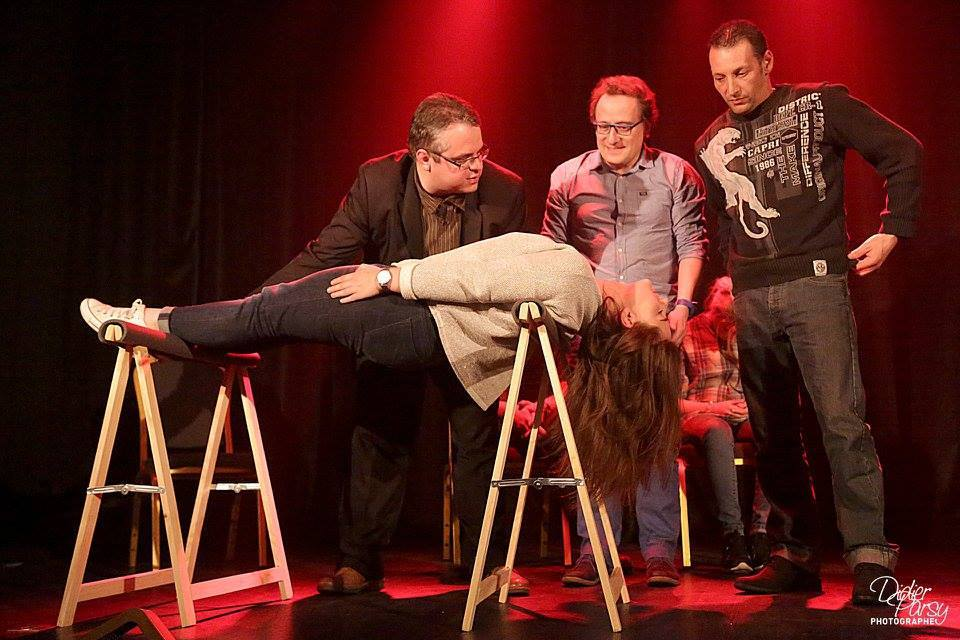 Spectacle Hypnose Picardie
