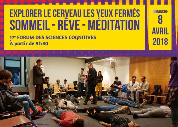 La cité des sciences et de l'industrie sous hypnose – 17ème Forum des Sciences Cognitives