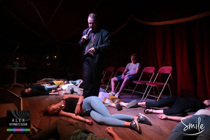 Hypnose au Magic Mirros – Le Crotoy