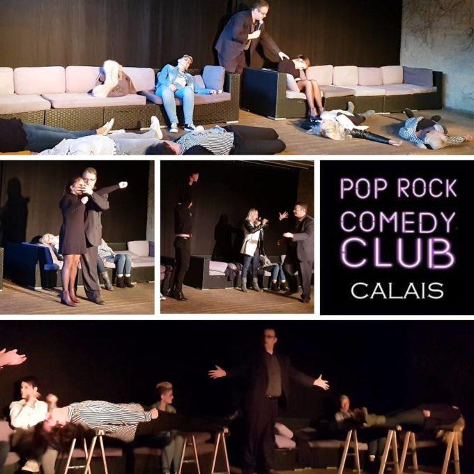 Encore une belle soirée hypnose au Pop-Rock Comedy Club