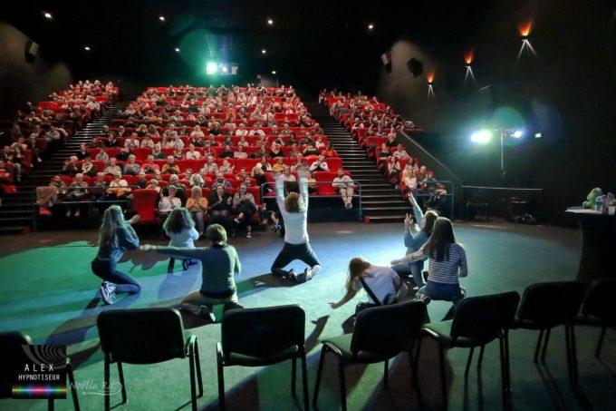 Hypnose au Cinéma – Ociné Dunkerque
