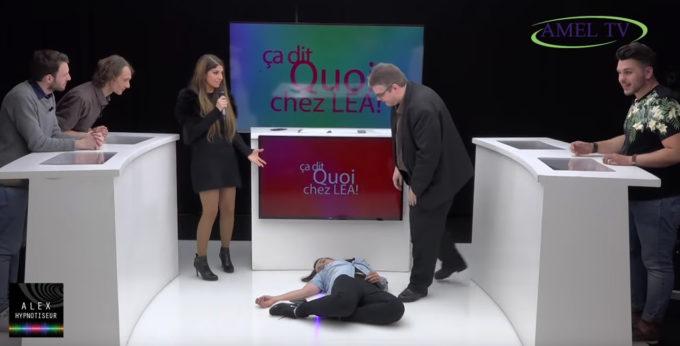 Ça dit quoi chez Léa – Spéciale Hypnose – Amel TV