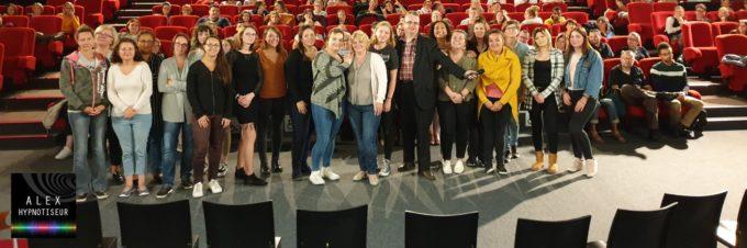 Cinéma CGR Beauvais sous hypnose