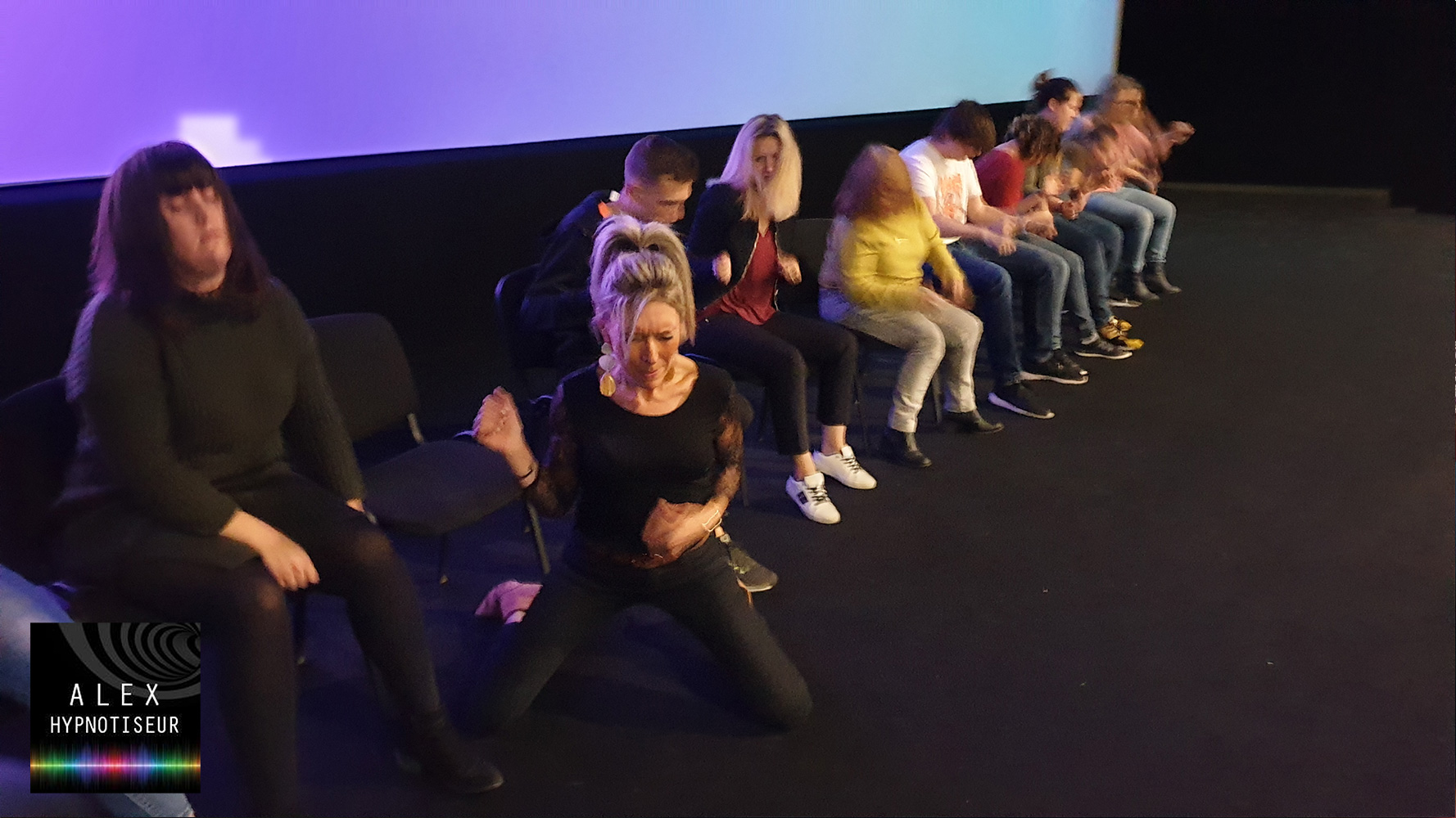 spectacle hypnose bruay la buissiere