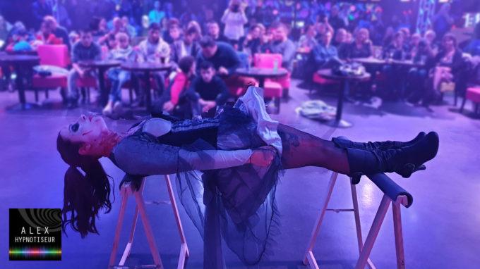 BMB Amiens sous hypnose pour Halloween