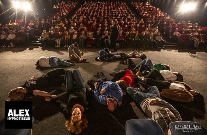 Le Cinéma Cineville Hénin Beaumont sous hypnose