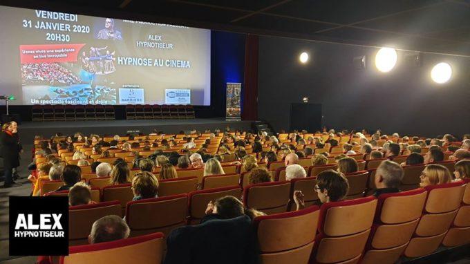 Cineode Cinemarine Benodet sous hypnose