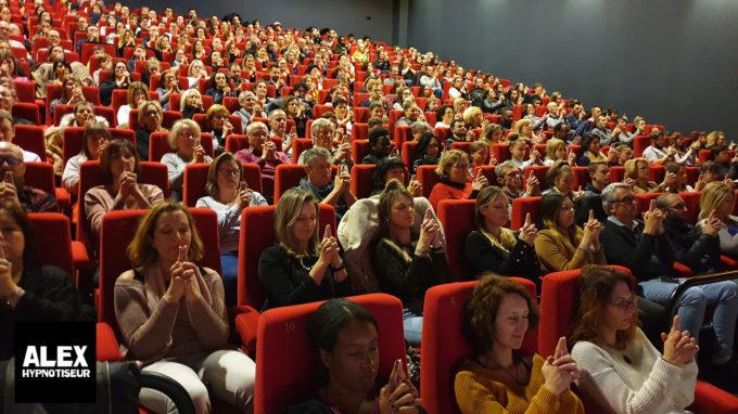Cinéma Pathé Évreux sous Hypnose
