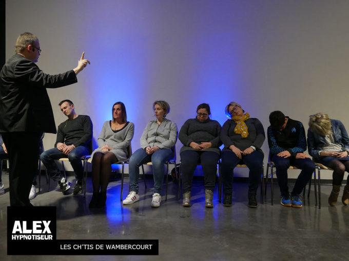 Wambercourt sous hypnose