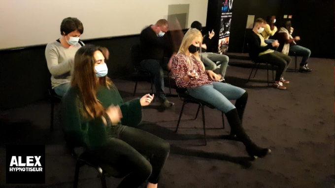 Le cinéma Gaumont Amiens sous Hypnose